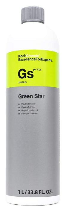Koch Chemie GS Green Star Universal Cleaner 1L - Detailing Connect