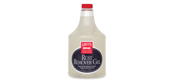 Griot's Rust Remover Gel - Detailing Connect