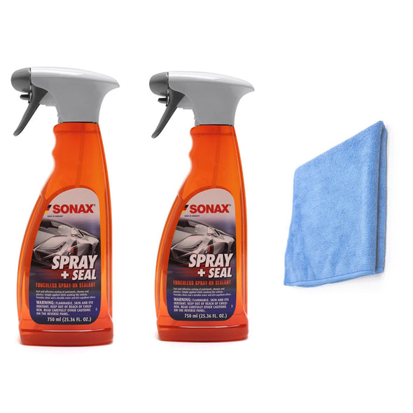 Sonax Spray and Seal Kit - Detailing Connect