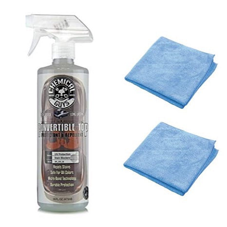 Chemical Guys Convertible Top Protectant and Repellent - Detailing Connect