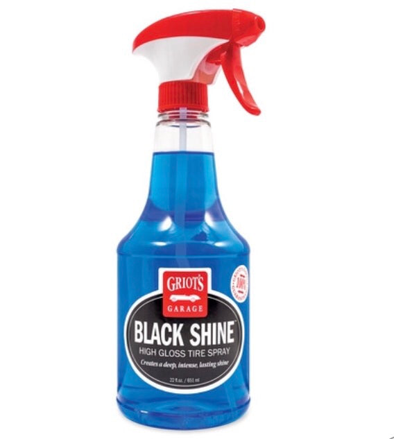 Griot's Garage Black Shine Tire Spray - Detailing Connect
