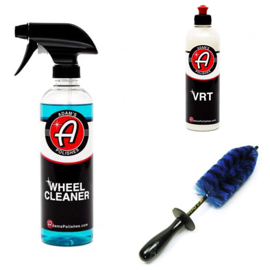 Adam's Wheel Cleaning Kit - Detailing Connect