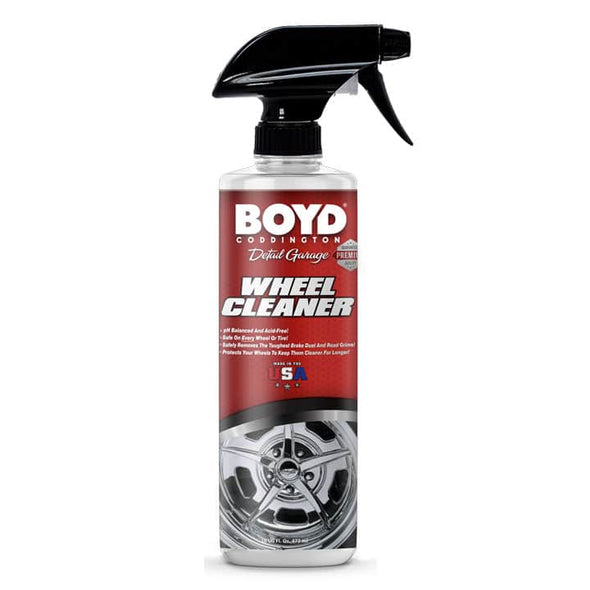 Boyd Coddington Wheel Cleaner 16oz - Detailing Connect
