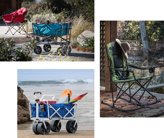 Fantastic Outdoor Recreational Chairs Wagons And More Cjindustries Chair Design For Home Cjindustriesco