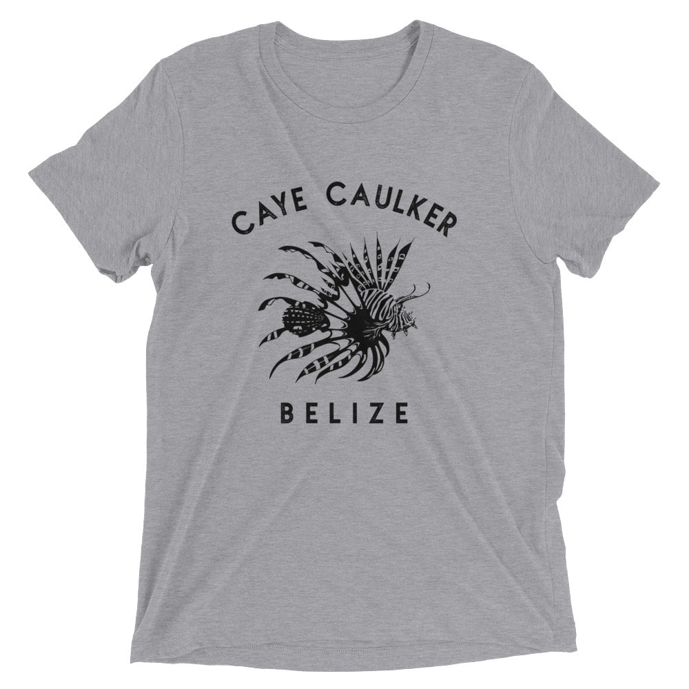 Caye Caulker, Belize Beautiful Lionfish Short sleeve t-shirt
