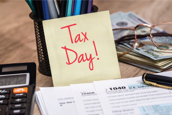 Are you Sweatin' Tax Day?