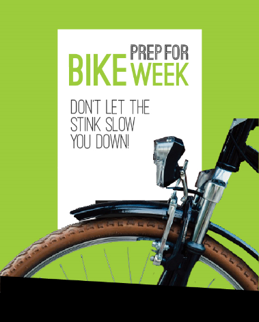 Get Ready For National Bike Week