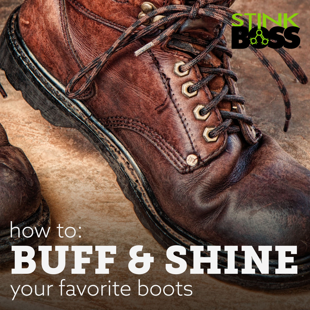 How to Buff, Shine, and Polish Your Leather Boots