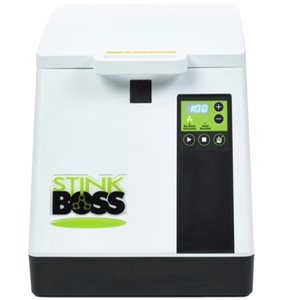 StinkBOSS® Athletic Gear and Shoe Deodorizer Machine Closed