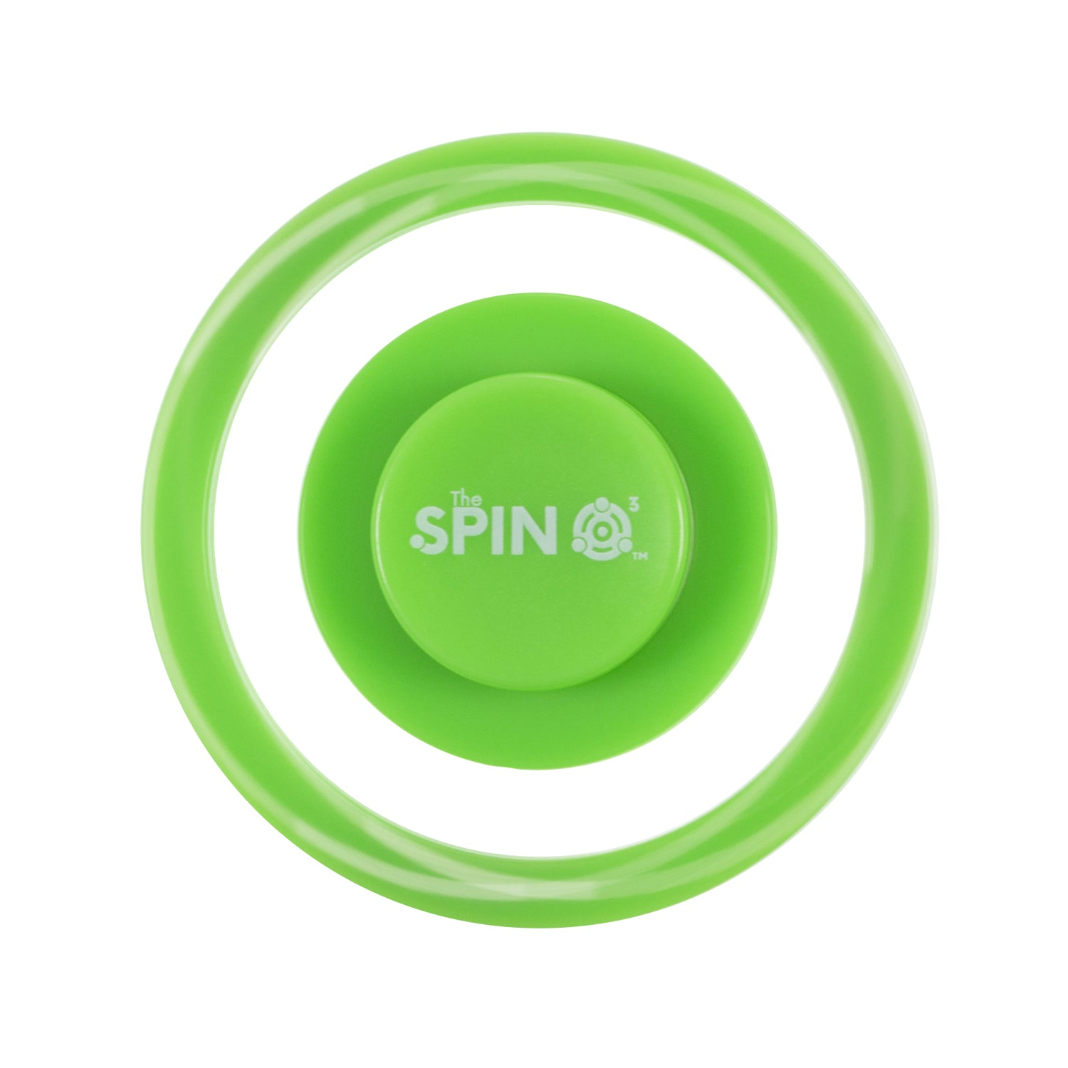 The Spin O3™ Glow-In-The-Dark, High-Speed Fidget Spinner