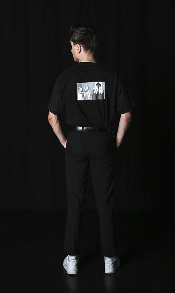 WESTH / Sort tee-shirt