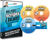 Aaron Shiner's Scripts & Dialogues. The Complete Package including 12 Career Boosting Bonuses Valued at $2000 (All Immediate Digital Downloads)