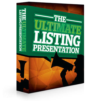 The Ultimate Listing Presentation & Pre-Listing Kit  Downloadable PDF and Audio