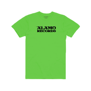Distorted T-Shirt - Neon Green