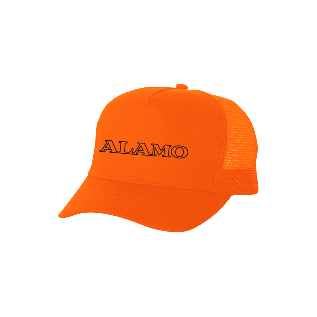Logo Trucker - Orange