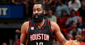 James Harden drops 60 in a triple double effort