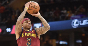 Isaiah Thomas drops 17 in Cavs debut