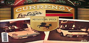 "MUSIC: ""THE MOTIVATIONAL SPEECH"" EP by CURREN$Y"