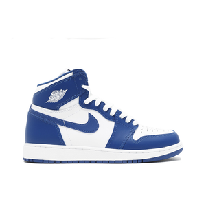 "AIR JORDAN 1 RETRO HIGH OG BG ""STORM BLUE"" (GS)"