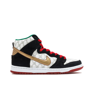 "NIKE - DUNK HIGH SB ""PAID IN FULL"" (BLACK SHEEP)"