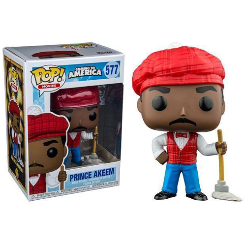 FUNKO POP! COMING TO AMERICA