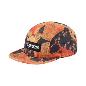 SUPREME - BLOOD AND SEMEN CAMP CAP - ANDRES SERRANO (F/W 2017)