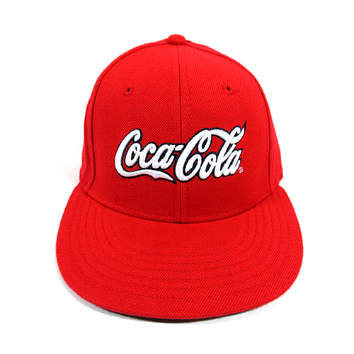 COCA COLA - FITTED HAT