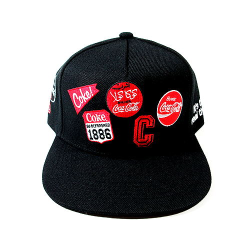 COCA COLA - ADJUSTABLE SNAPBACK HAT