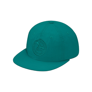 "SUPREME - 6 PANEL ""WILDLIFE"" - TEAL (S/S 2016)"