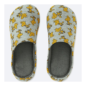 "KAWS - PEANUTS ROOM SHOES ""WOODSTOCK EVERYWHERE"""
