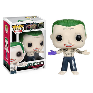 "FUNKO POP! ""SUICIDE SQUAD THE JOKER"" (#96)"