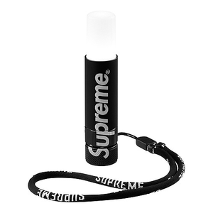 SUPREME - NITECORE MINI MAGNETIC FLASHLIGHT - BLACK (F/W 2017)