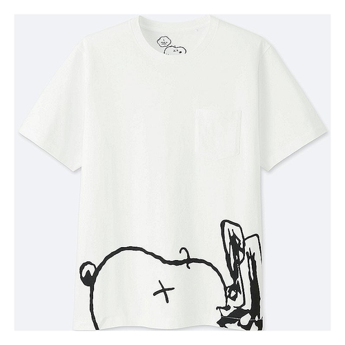 KAWS - PEANUTS MEN'S POCKET TEE