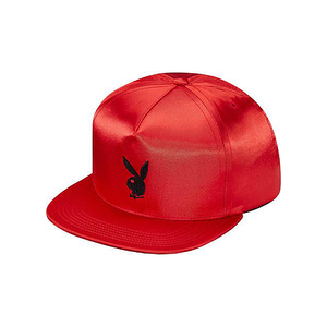 "SUPREME - 5 PANEL ""PLAYBOY SATIN"""