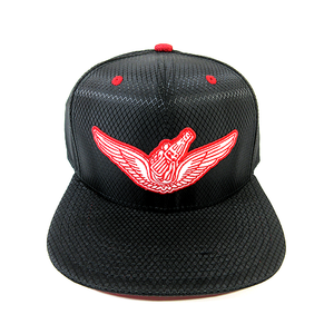 "COCA COLA - ADJUSTABLE SNAPBACK HAT ""WINGS"""
