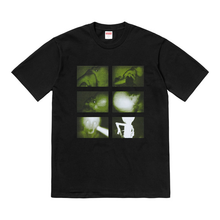 SUPREME - CHRIS CUNNINGHAM RUBBER JOHNNY TEE - BLACK (F/W 2018)