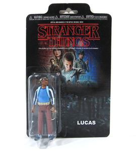 "FUNKO STRANGER THINGS 3.75-INCH COLLECTIBLE ACTION FIGURE ""LUCAS"""