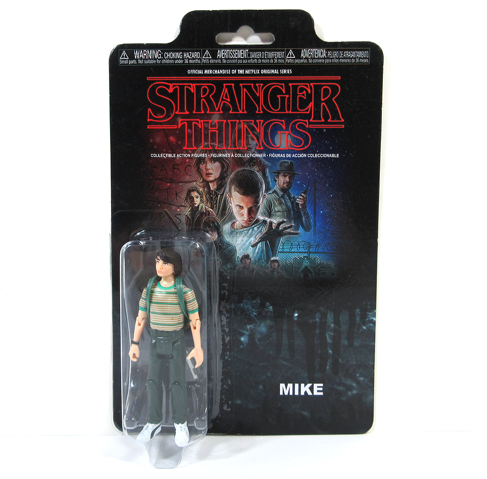 FUNKO STRANGER THINGS 3.75-INCH COLLECTIBLE ACTION FIGURE