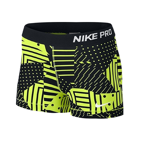 NIKE - PRO PATCHWORK 3 TRAINING SHORTS