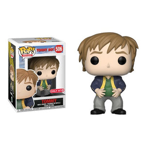 "FUNKO POP! MOVIES TOMMY BOY ""TOMMY"" (TARGET EXCLUSIVE #506)"