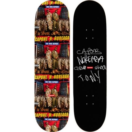 SUPREME - SKATEBOARD DECK