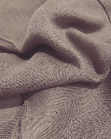 PLAIN VISCOSE HIJAB IN DULL MAUVE