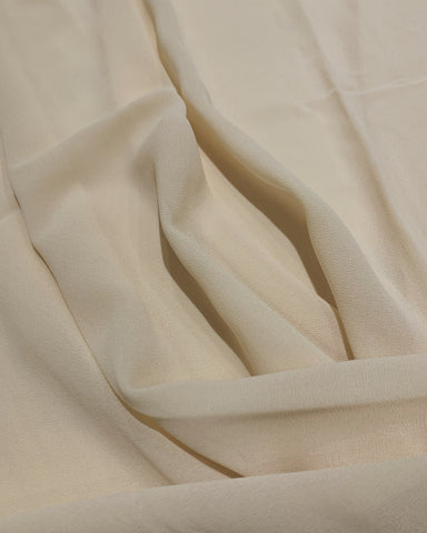 PREMIUM CHIFFON HIJAB IN CREAM