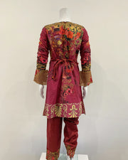IVANA Designer Fancy Dress Suit