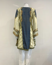 RAFIA Silk Dress Kurta