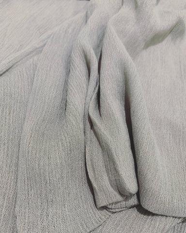 RAYON HIJAB IN FOG GREY
