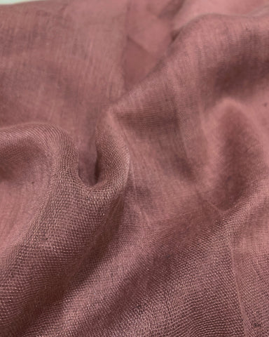 PLAIN VISCOSE HIJAB IN DUSTY PINK