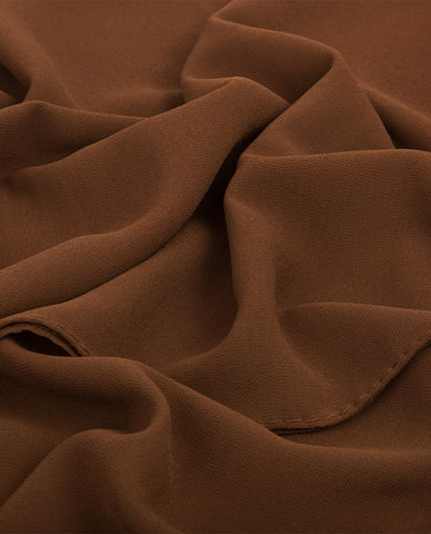 PREMIUM CHIFFON HIJAB IN CLAY