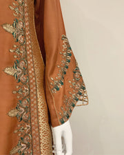 RAFIA Designer Burnt Orange Suit