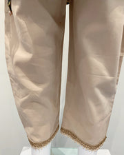 Nude Designer Girls Belt Suit